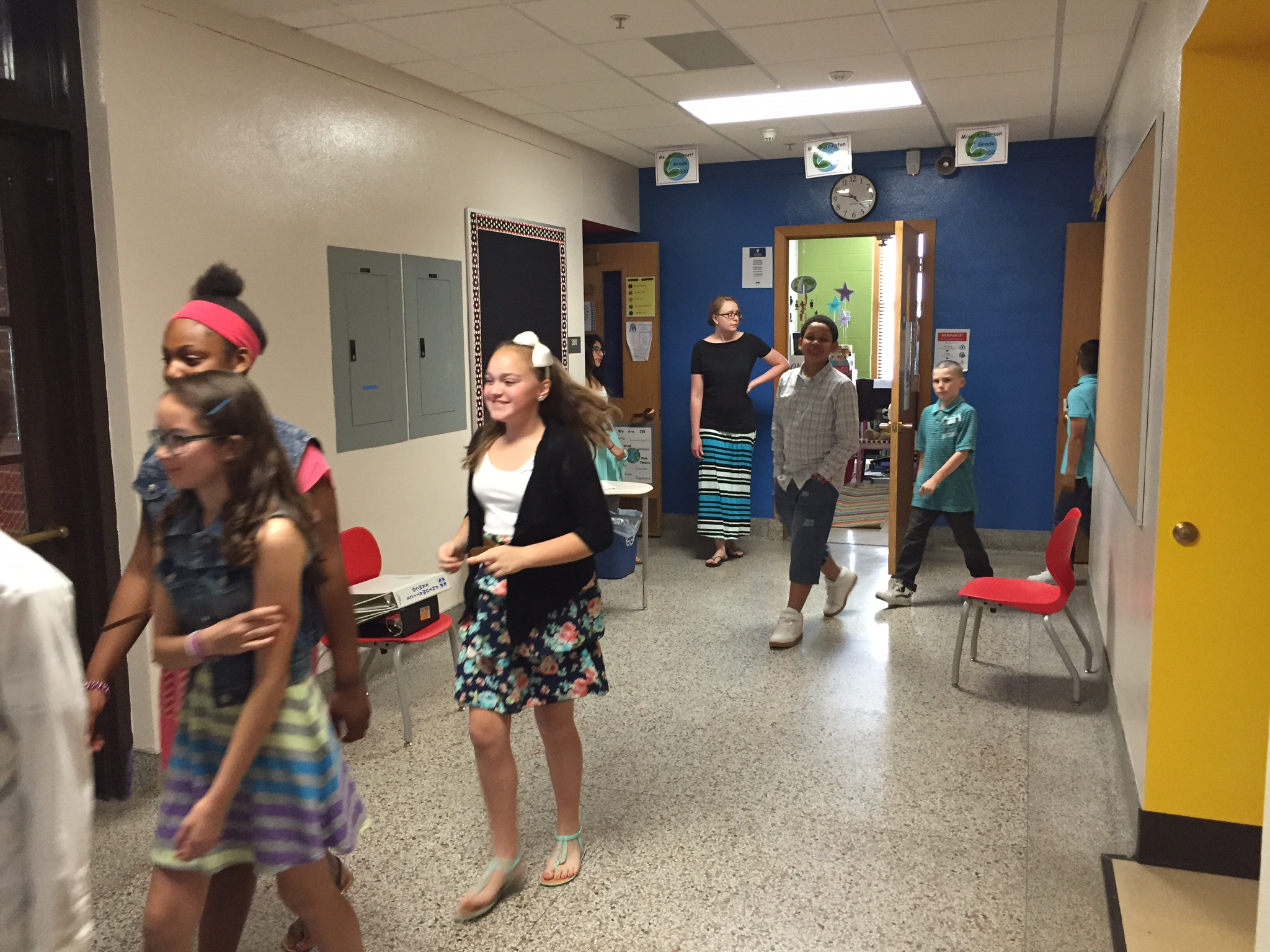 5th Grade Clap Out and Graduation - Stowe Elementary School